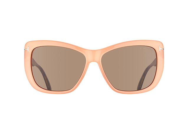 Tom Ford Lindsay FT 0434/S 72J vista en perspectiva
