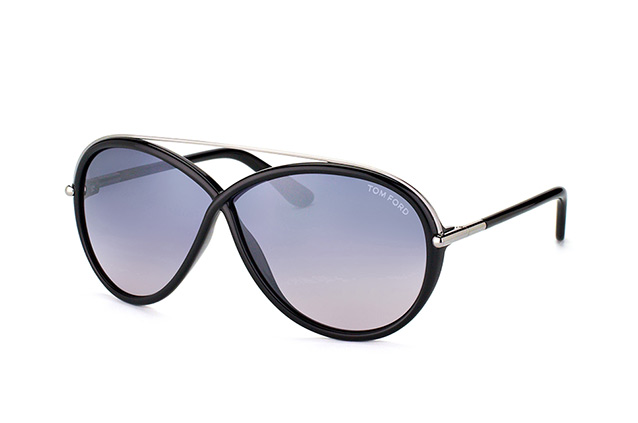 Tom Ford Tamara FT 0454/S 01C vue en perpective