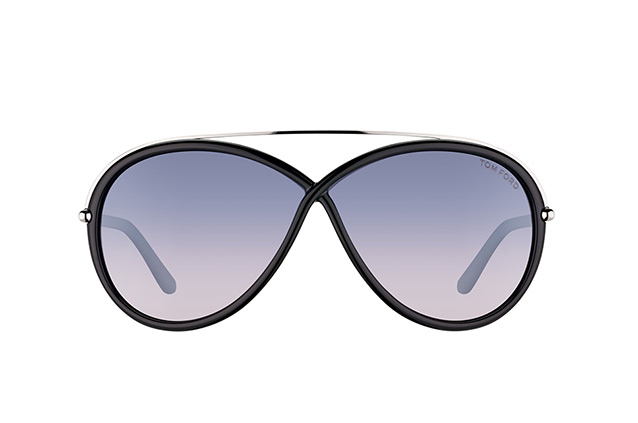 Tom Ford Tamara FT 0454/S 01C vista en perspectiva