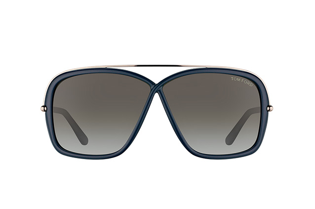 Tom Ford Brenda FT 0455/S 96P vista en perspectiva