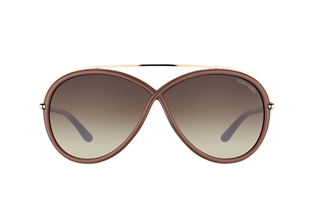 Tom Ford Tamara FT 0454/S 59K vue en perpective