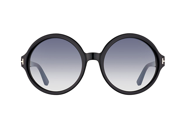 Tom Ford Juliet FT 0369/S 01B perspective view
