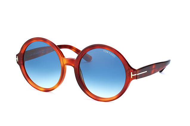 Tom Ford Juliet FT 0369/S 56W vista en perspectiva