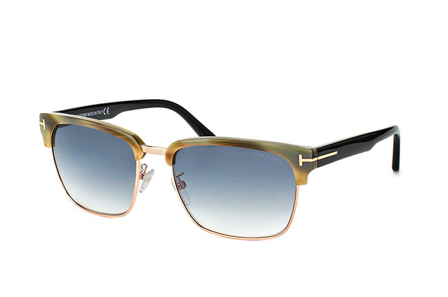 Tom Ford River FT 0367/S 60B vue en perpective