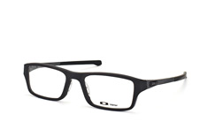 Oakley Chamfer OX 8039 13, Rectangle Brillen, Schwarz