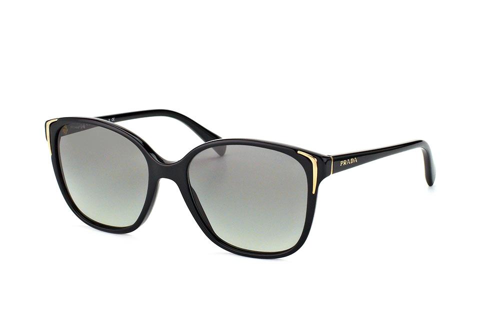 Prada SPR50T 2AU-3D0 Sonnenbrille verglast Stärke ktXyD9