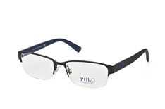 Polo Ralph Lauren PH 1162 9038, Rectangle Brillen, Schwarz