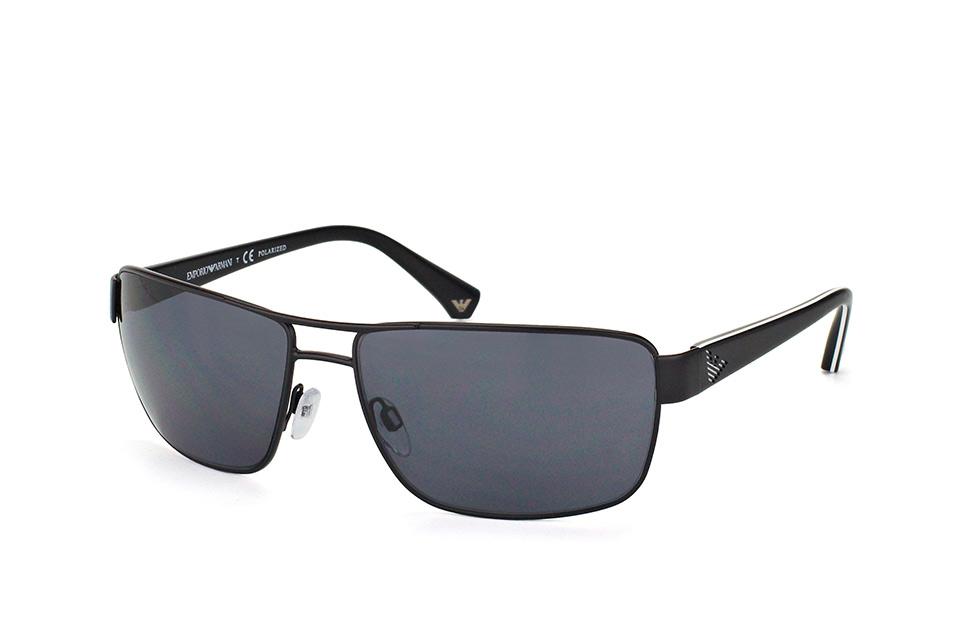 EA 2031 3109/81, Aviator Sonnenbrillen, Schwarz