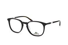 Lacoste L 2765 001, Round Brillen, Schwarz