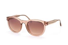Calvin Klein CK 3188S 625, Round Sonnenbrillen, Braun