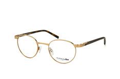 Titanflex 820700 20, Round Brillen, Goldfarben