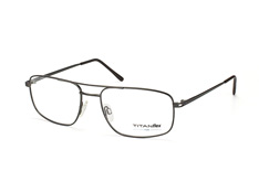 Titanflex 820693 31, Aviator Brillen, Dunkelgrau