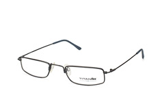 Titanflex 820661 30, Narrow Brillen, Dunkelgrau