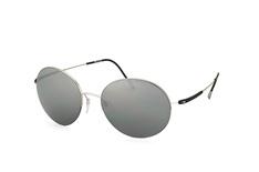Silhouette 8685 00-6220, Round Sonnenbrillen, Silber