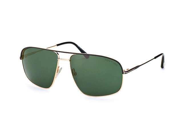 Tom Ford Justin FT 0467/S 02N vista en perspectiva