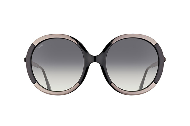 Tod's TO 0184/S 01B vista en perspectiva