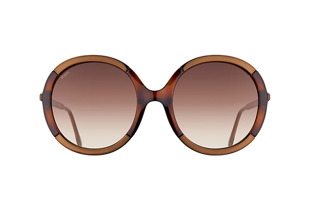 Tod's TO 0184/S 53F vista en perspectiva