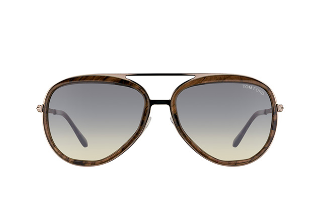 Tom Ford Andy FT 0468/S 50B Perspektivenansicht