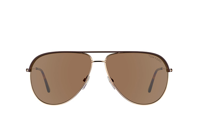 Tom Ford Erin FT 0466/S 50J Perspektivenansicht