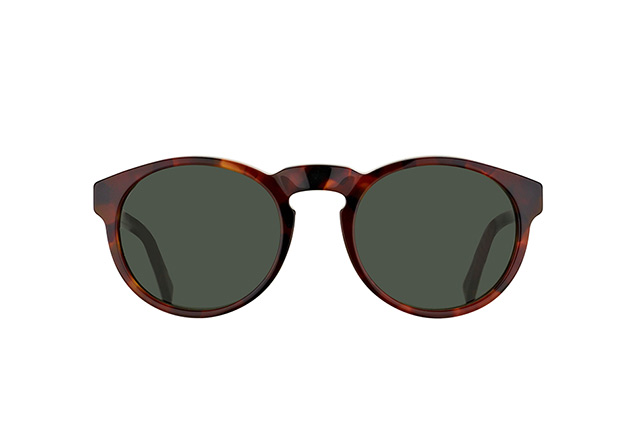 Super by Retrosuperfuture Paloma Classic Havana FCJ/R perspective view