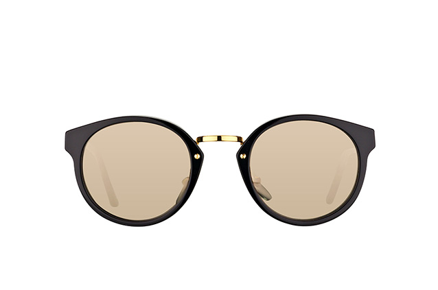 Super by Retrosuperfuture Panama Black Ivory S20/R vue en perpective