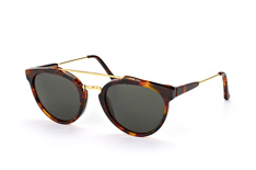 Super by Retrosuperfuture Giaguaro Classic Havana 8PC/R klein