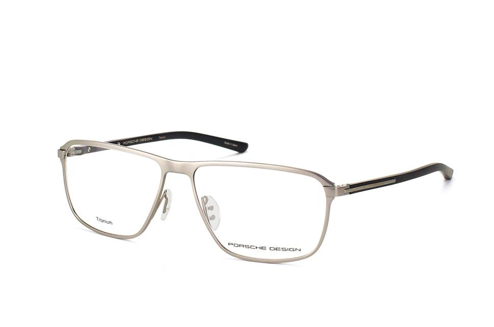 P 8285 C, Aviator Brillen, Silber