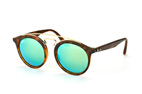 Ray-Ban RB 4256 601/71 large Havana / Gris perspective view thumbnail