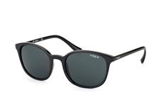 Vogue Eyewear VO 5051S W44/87, Round Sonnenbrillen, Schwarz