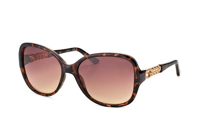 Guess GU7452 Sonnenbrille Havanna und Braun 52F 59mm LPXLKUOO
