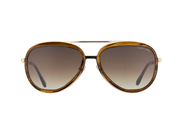 Tom Ford Andy FT 0468/S 41K Perspektivenansicht