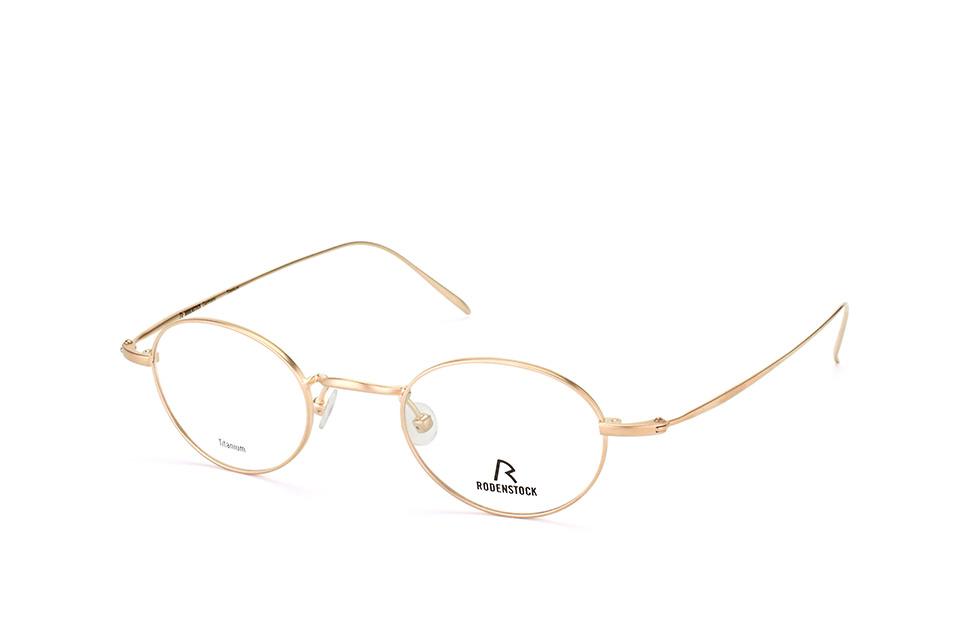 R 4792 A, Round Brillen, Goldfarben