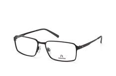 Rodenstock R 2563 E, Rectangle Brillen, Schwarz