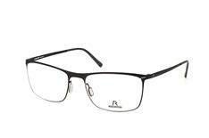 Rodenstock R 2590 A, Square Brillen, Schwarz