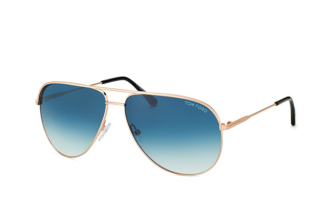 Tom Ford Erin FT 0466/S 29P vista en perspectiva