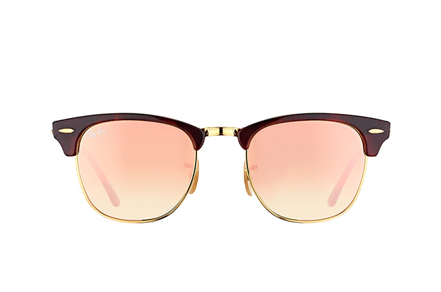 Ray-Ban Clubmaster RB 3016 990/7Olarge perspective view
