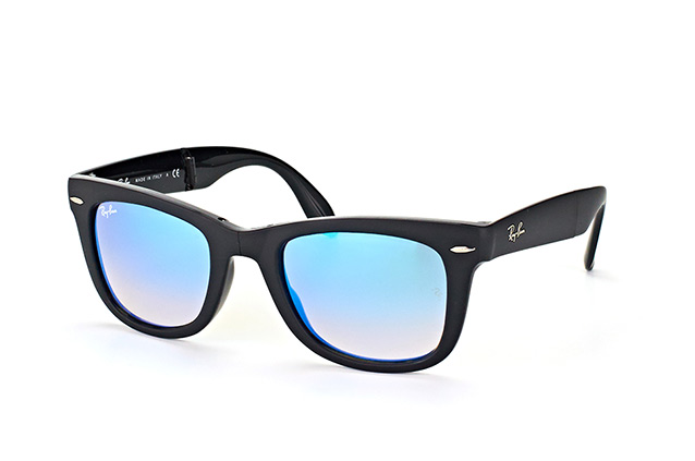 Ray-Ban Fold Wayfarer RB 4105 6069/4O perspective view