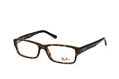 ray-ban-rx-5169-2012-rectangle-brillen-havana