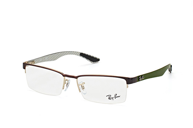 Ray-Ban RX 8412 2892 perspective view