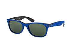 Ray-Ban New Wayfarer RB 2132 6239large small