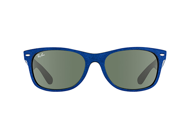 Ray-Ban New Wayfarer RB 2132 6239large Perspektivenansicht
