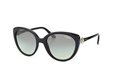 Vogue Eyewear VO 5060S W44/11, Butterfly Sonnenbrillen, Schwarz