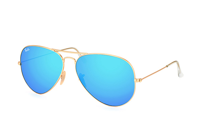 Ray-Ban Aviator RB 3025 112/17 large vue en perpective