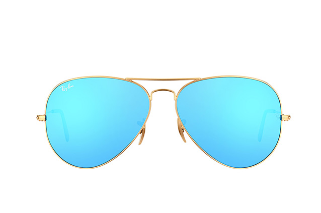 Ray-Ban Aviator RB 3025 112/17 large vista en perspectiva