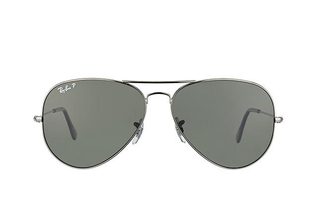 Ray-Ban Aviator RB 3025 004/58 large vista en perspectiva