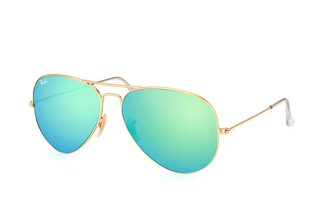 Ray-Ban Aviator RB 3025 112/19 large vista en perspectiva
