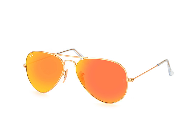 Ray-Ban Aviator RB 3025 112/69 small perspective view