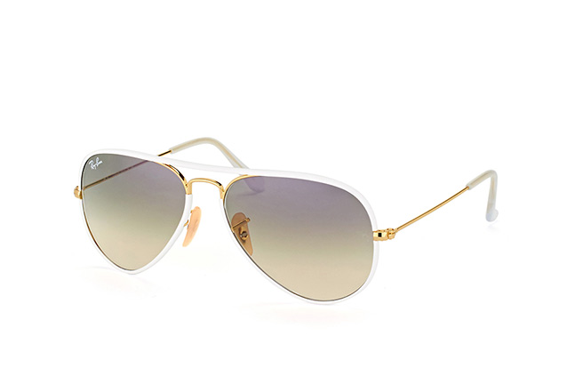 Ray-Ban Aviator RB 3025 JM 146/32small perspective view