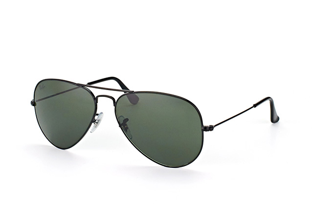 Ray-Ban Aviator RB 3025 W3329 vista en perspectiva