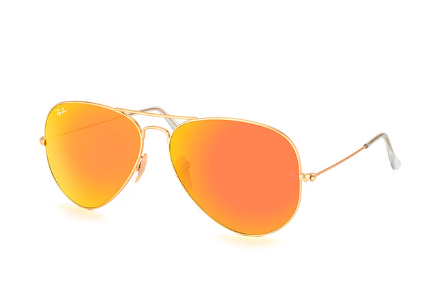 Ray-Ban Aviator RB 3025 112/69 large perspective view